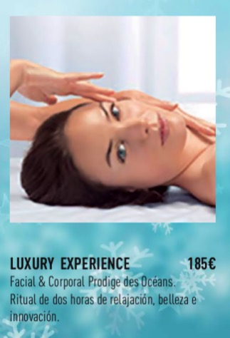Luxury Experience' title='Luxury Experience