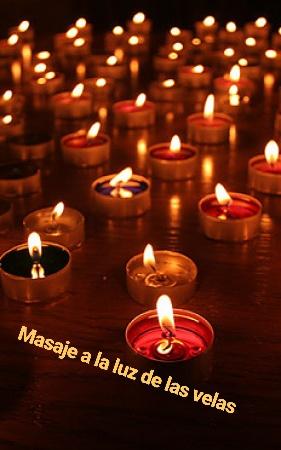 Masaje a  la Luz de las  Velas Dúo Especial San Valentín' title='Masaje a  la Luz de las  Velas Dúo Especial San Valentín